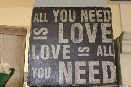 Love Is All, £29.95